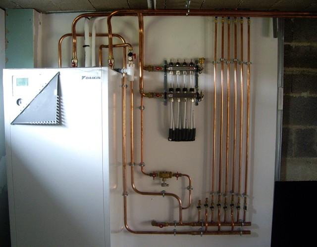 Installation PAC avec Est énergies